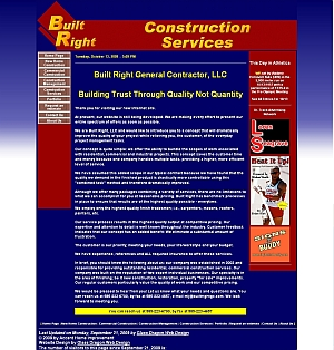 Built Right Construction Services